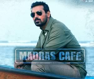 John Abraham - Madras Cafe