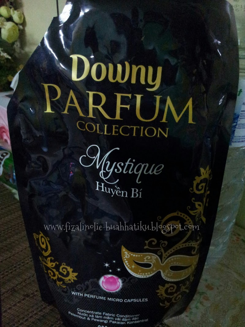 Downy Perfume Collection