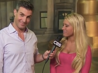 big brother 15 backyard interview with ginamarie zimmerman