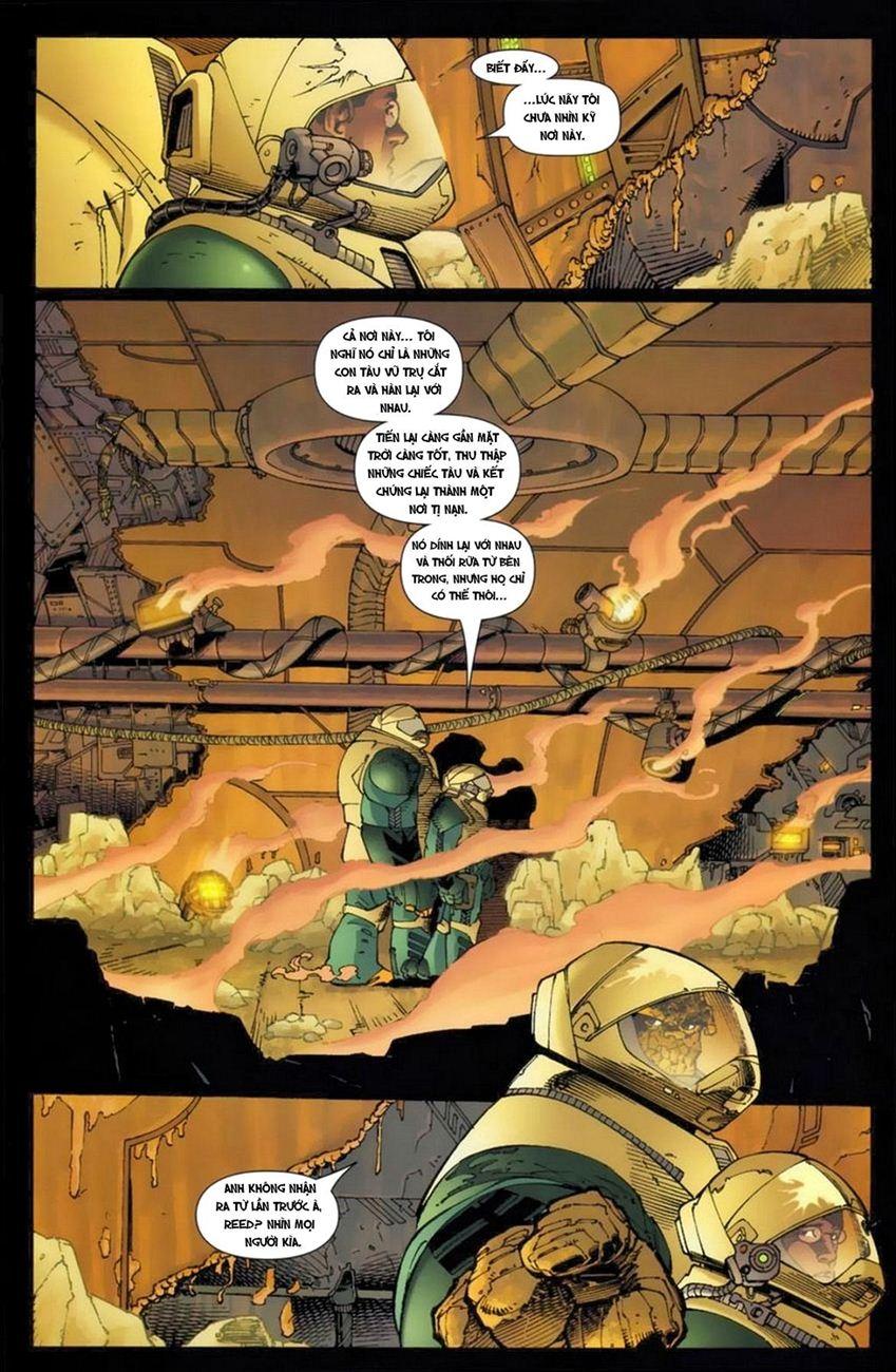 Ultimate Fantastic Four chap 16 - Trang 17