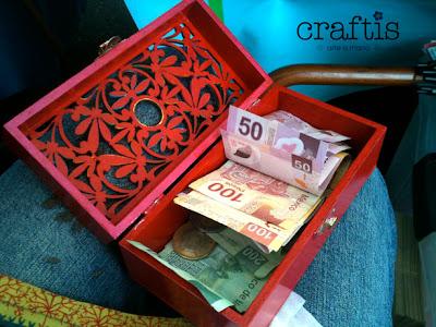 Ley de atracción_Prosperidad_Abundancia_Craftis Arte a Mano_Cofre de la Abundancia
