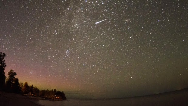 AURUM ASTROLOGY: Finding the Gold in Life: Persoid meteor Shower and ...