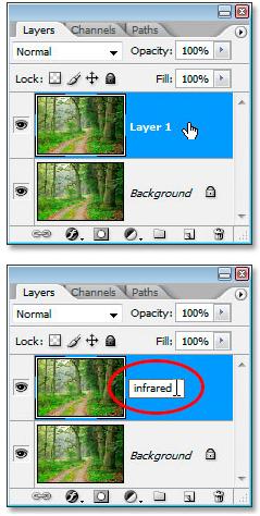 Cara Mudah Membuat Efek Infrared dengan Photoshop
