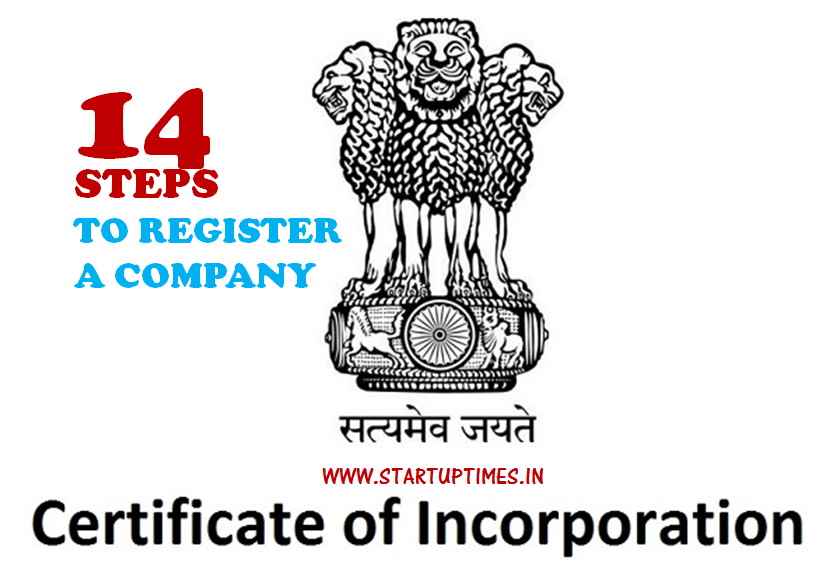14 STEPS REGISTER STARTUP INDIA
