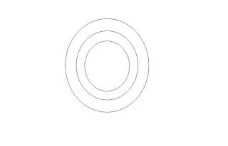Cara membuat logo Ubuntu dengan corel draw