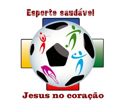 Esporte saudável só com Jesus no coração