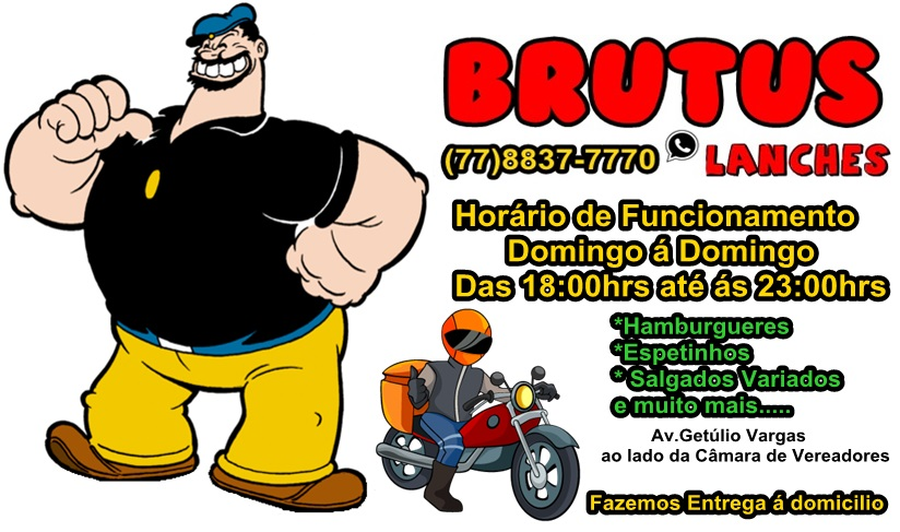BRUTUS LANCHES