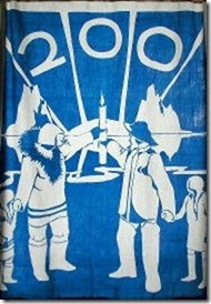 Banner designed by Rev. D. Dickinson  1971