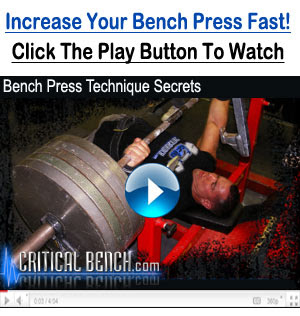 Rock hard fitness workouts how to get a bigger bench press