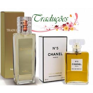Perfume Hinode Chanel 5 - Traduções Gold nº 5 Feminina