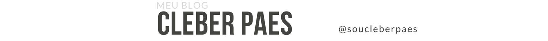 Blog do Cleber Paes Almeida