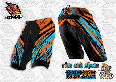 Jual Jersey Baju Pakaian Celana Sepeda, Motocross, Trail...dll - RMA Ride More Asia Jersey Sample 6