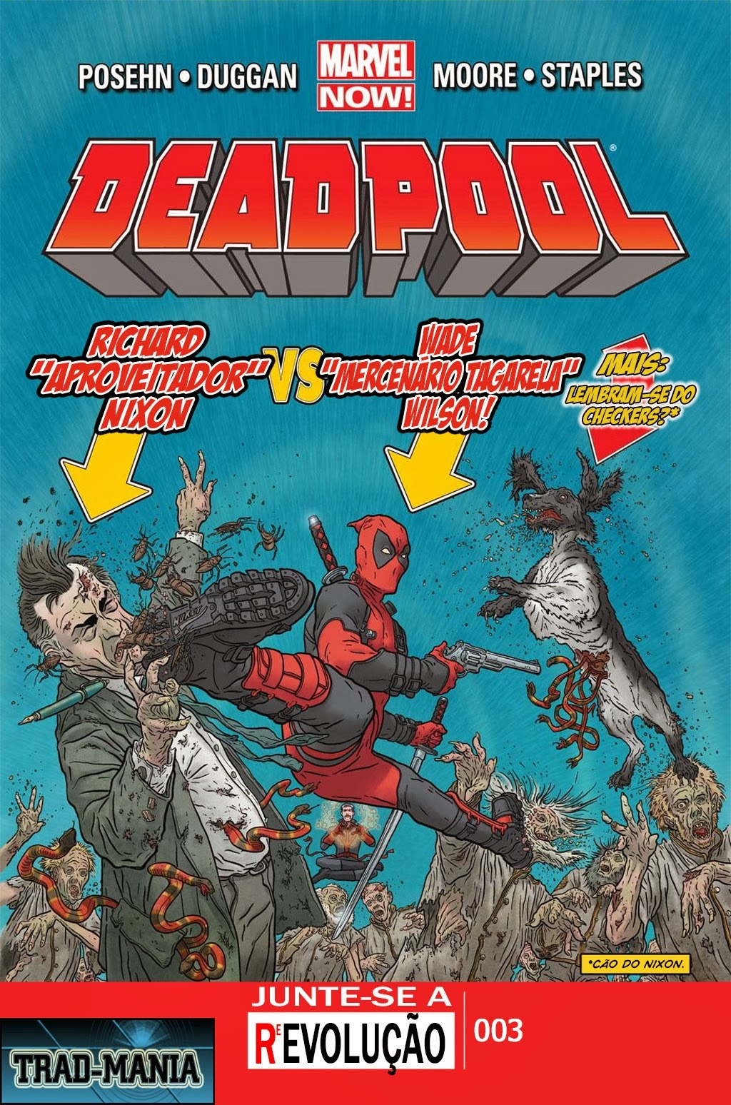 Nova Marvel! Deadpool v5 #3