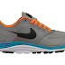 Nike SB Lunar Rod Medium Grey Bright Citrus