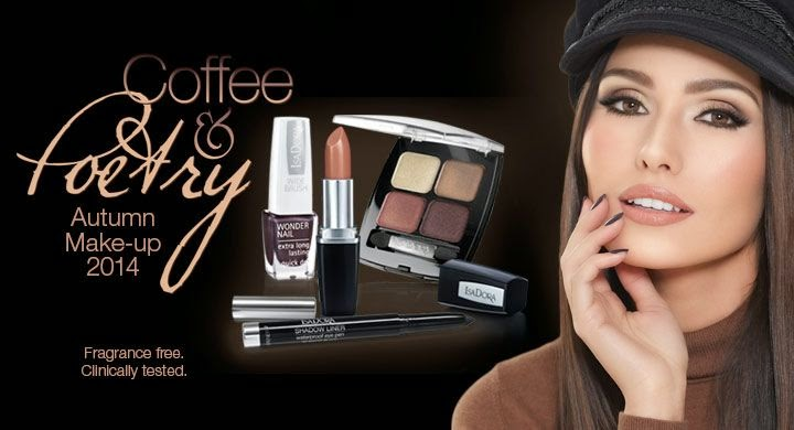 We love IsaDora Make-up