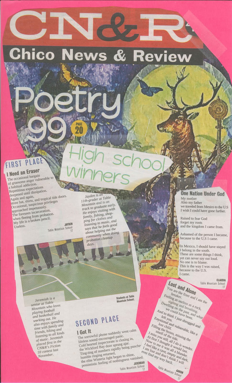 2018 Poetry 99 (CNR)