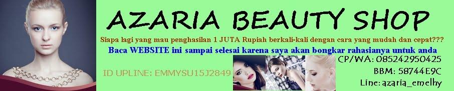 Azaria Beauty Shop