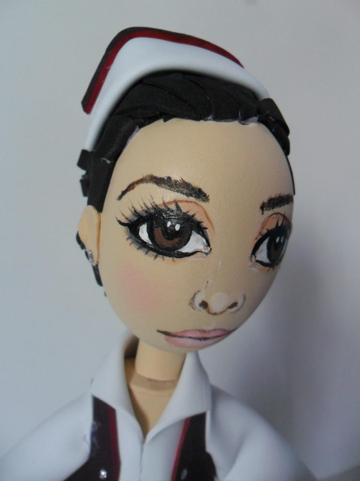 Mi enfermera te hara sentir mejor 6