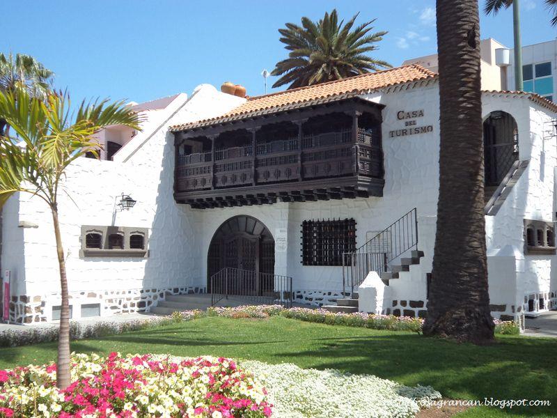 Rosa en gran canaria las palmas de gc casa del turismo - Casa activa las palmas ...