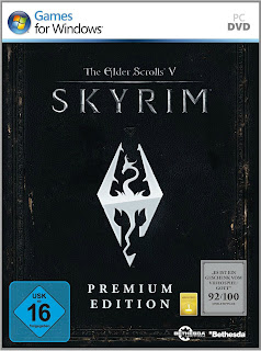 the elder scrolls v skyrim premium edition german 2 The Elder Scrolls V: Skyrim   Premium Edition Re Releasing In Germany