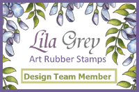 Lila Grey Stamps Design Team Member