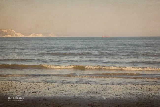 Nordljus Weymouth Beach
