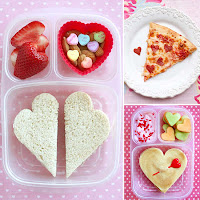 Valentine's lunch box idea