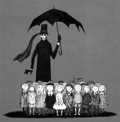 Edward Gorey ~