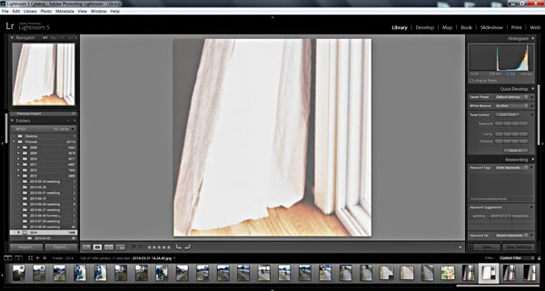 Lightroom Tutorial: using Quick Collections