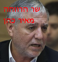 שר הרווחה מאיר כהן - מדיניות סחר בילדים