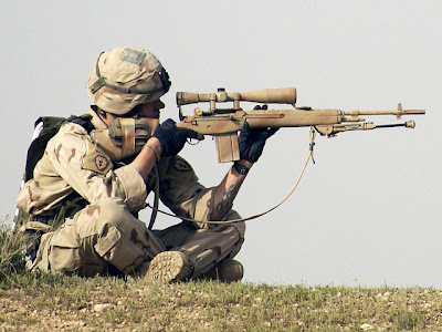 Rock Island Arsenal M21 Sniper Weapon System (SWS)