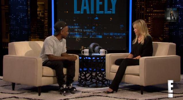 Kendrick Lamar- Chelsea Lately