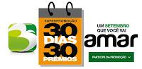Superpromoção 30 dias 30 prêmios Beiramar Shopping