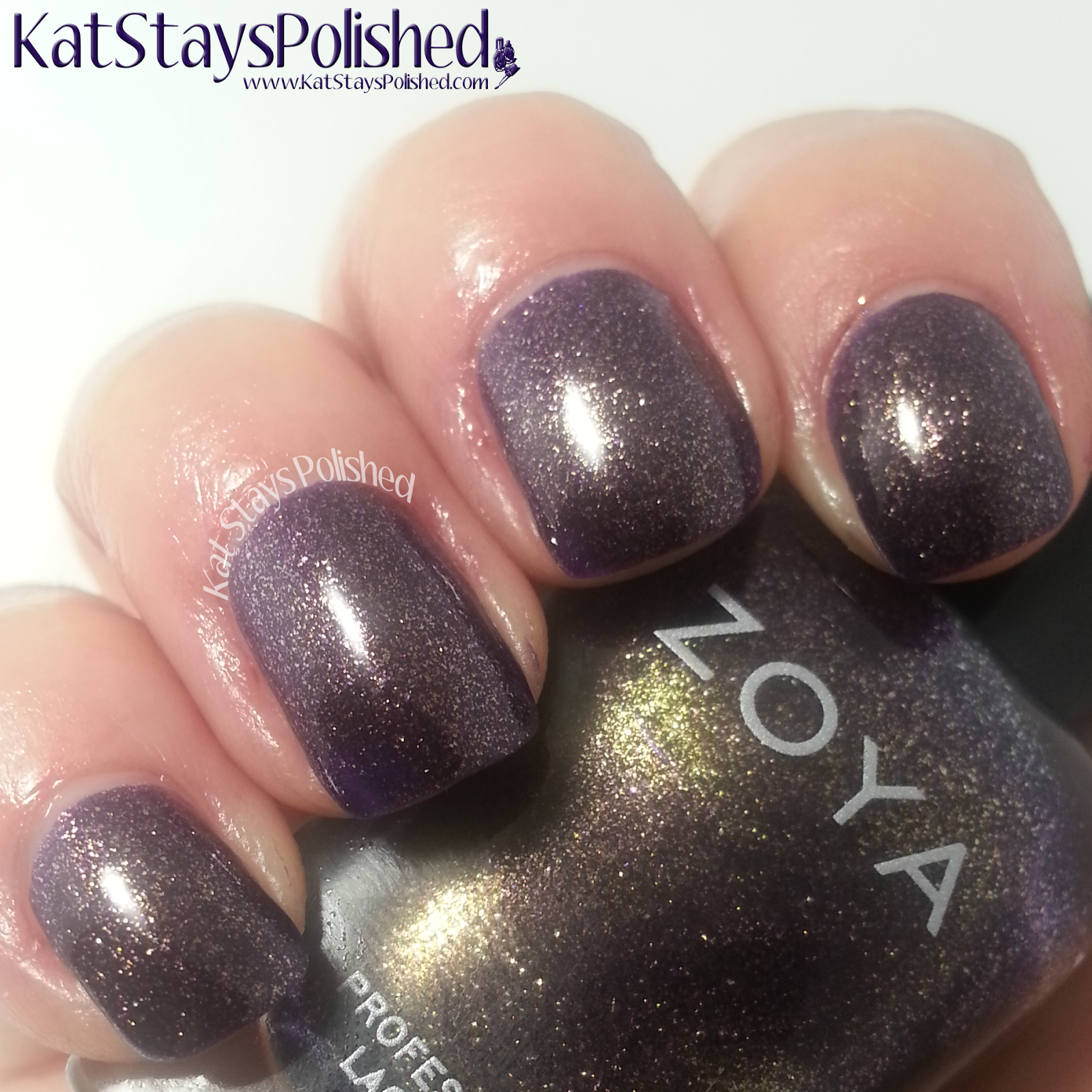 Zoya Ignite 2014 - Sansa | Kat Stays Polished
