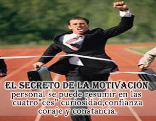 Frases De Motivación: El Secreto De La Motivación