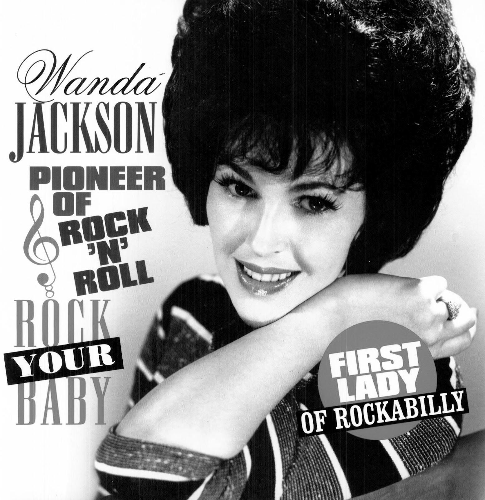 Wanda Jackson - No Wedding Bells For Joe / Fujiyama Mama