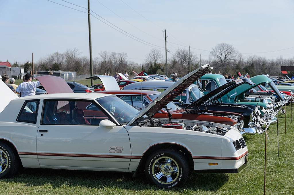 Cars and Coffee at Summit Point Motorsports Park