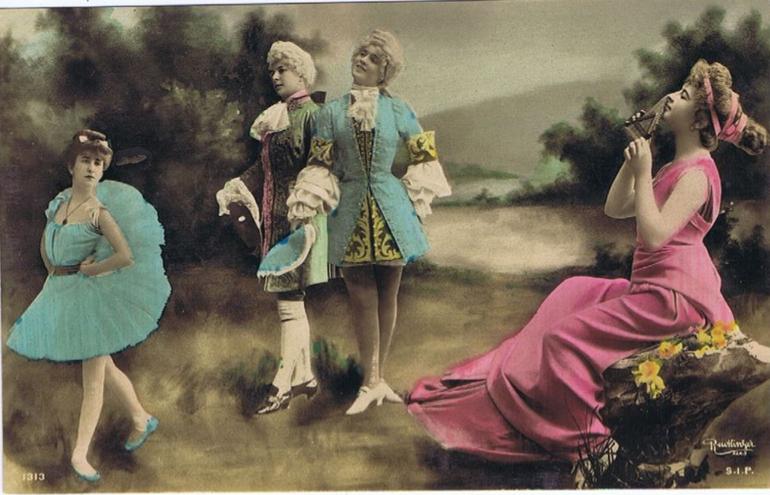 """120 ans Gaumont Exposition """"Alice Guy depuis que le cinema existe"""