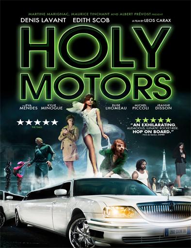 Ver Holy motors (2012) Online