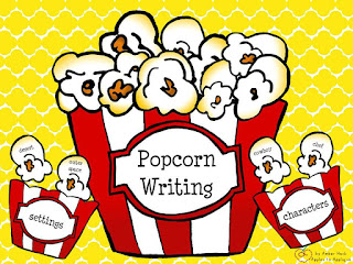 Popcorn Writing | Apples to Applique