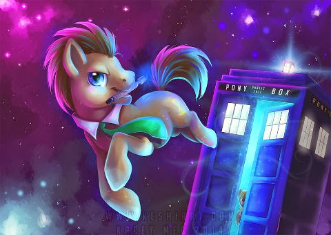 All of pony time and space