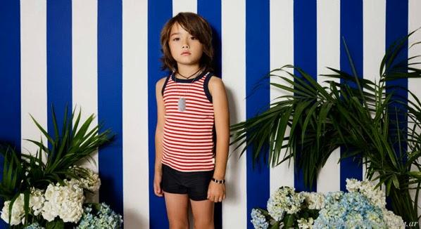 ropa para niños little akiabara verano 2014