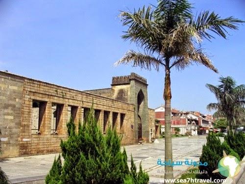مسجد كينجيانغ في كوانزو
