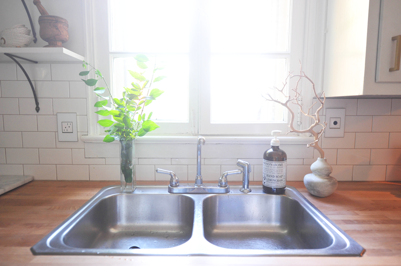 Kitchen DIY Update    adorne by legrand