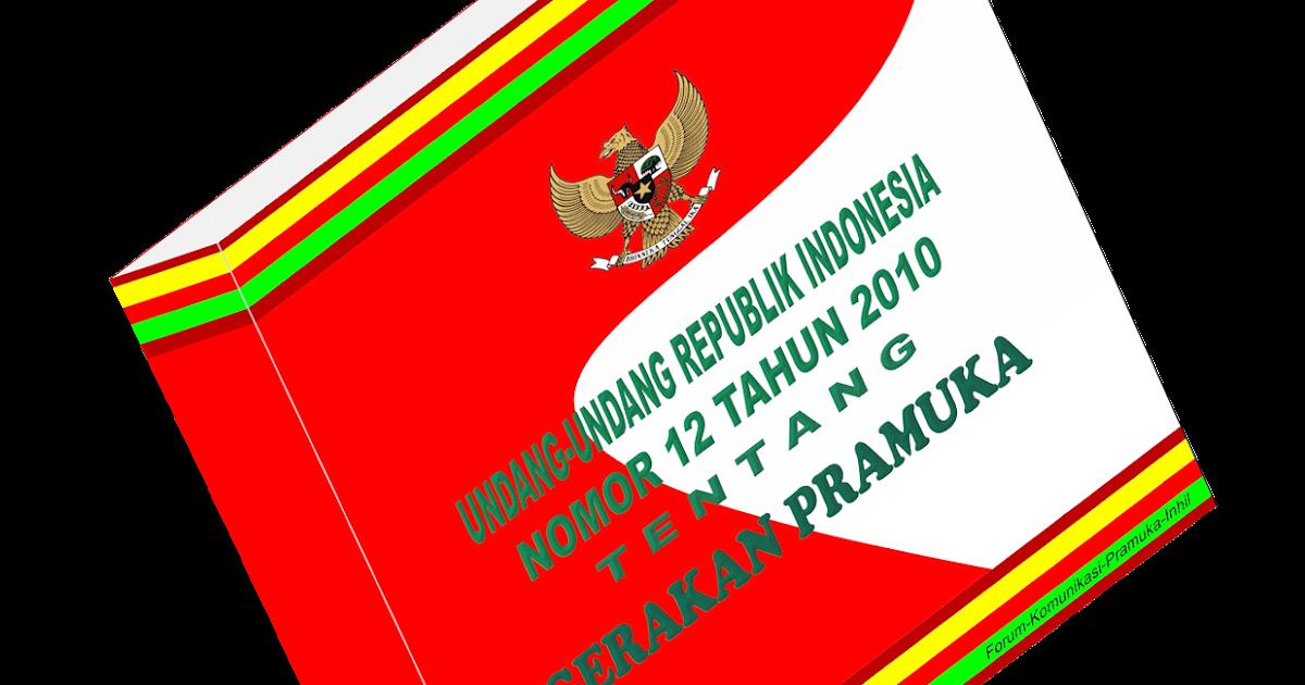 undangundang gerakan pramuka forum komunikasi gerakan
