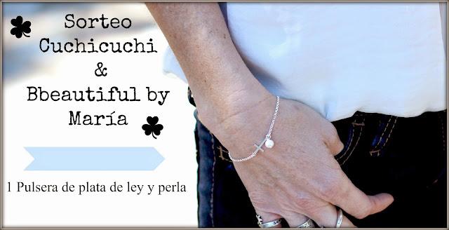 Sorteo pulsera plata Cuchicuchi