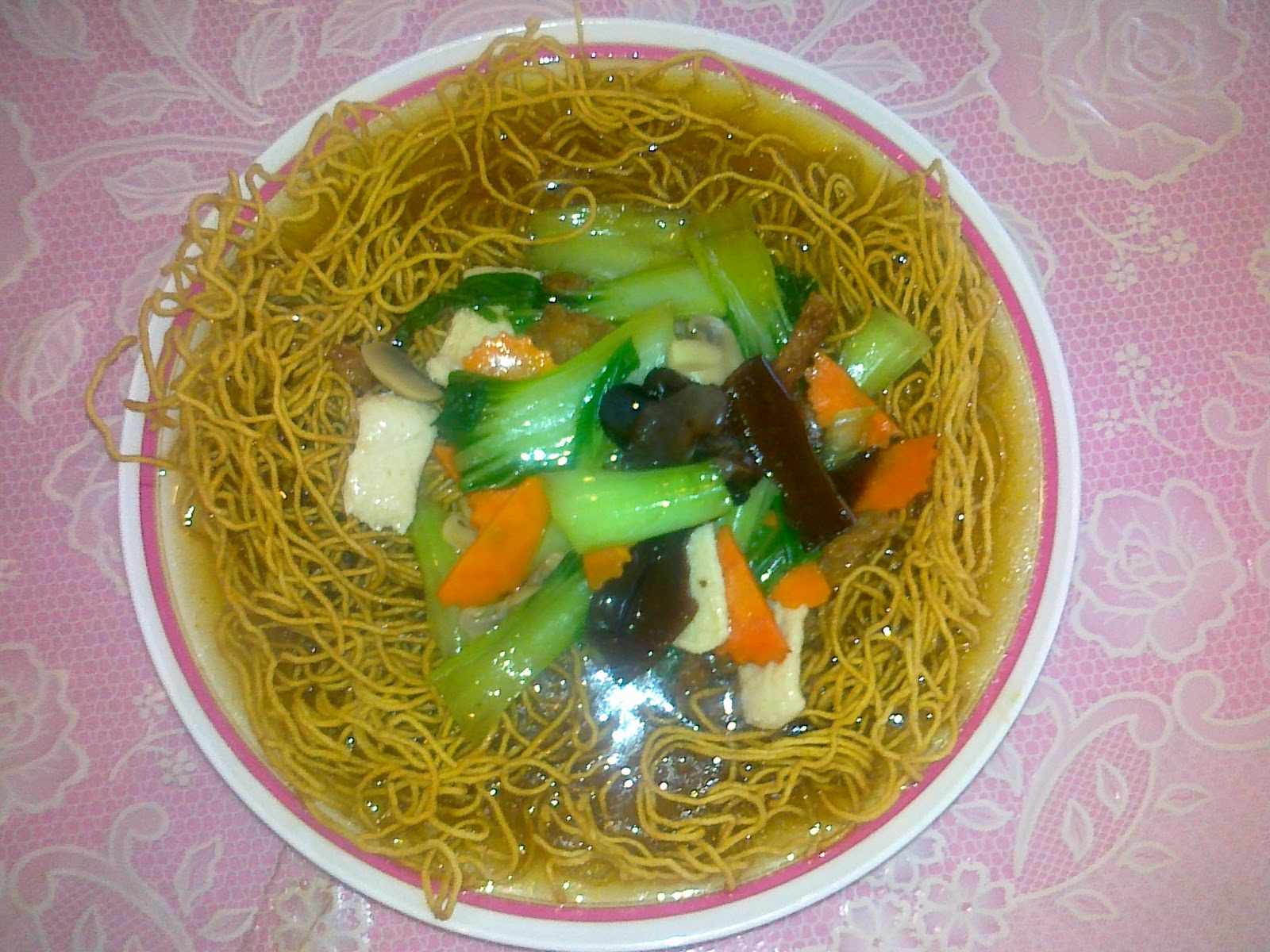 Healthy living where to find vegetarian foods 4 green for Lrs fish food