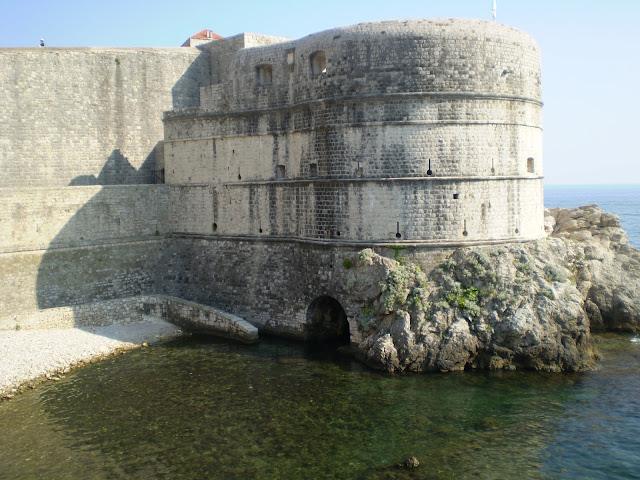 Крепостная-Стена-Дубровника