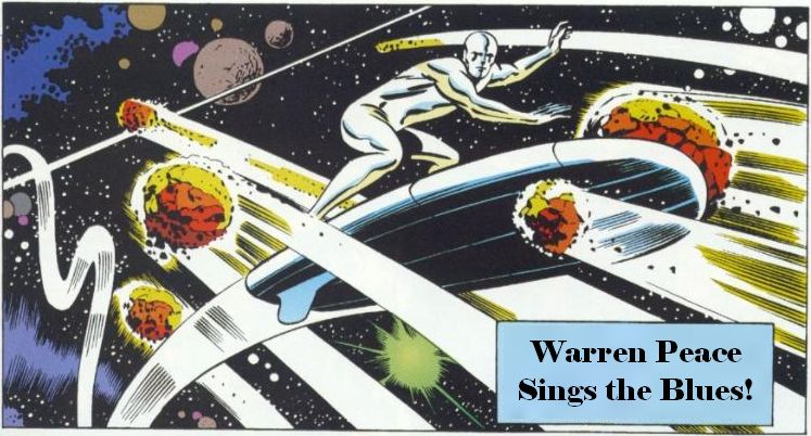 Warren Peace Sings the Blues