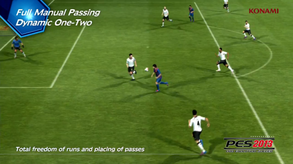Have Released The Third E3 Trailer For Pro Evolution Soccer 2013